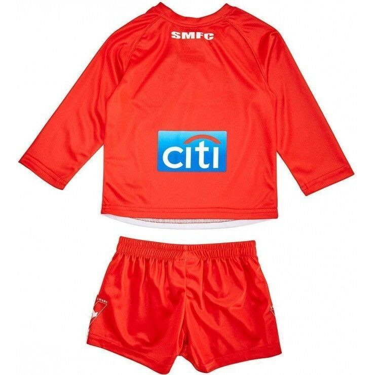 Sydney-Swans-AFL-2018-Home-ISC-Guernsey-Adults-Kids-amp-Toddler-Sizes-In-Stock thumbnail 108