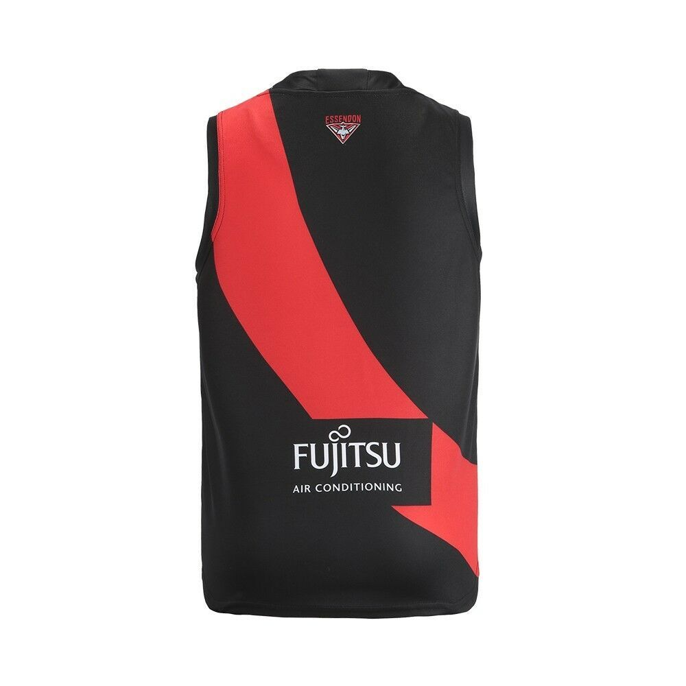 Essendon-Bombers-AFL-2019-ISC-Home-Guernsey-Adults-Kids-amp-Toddlers-All-Sizes thumbnail 82