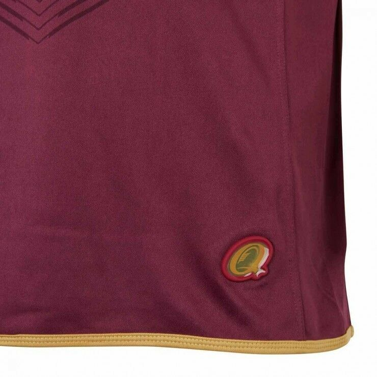 Queensland-Maroons-State-of-Origin-On-Field-Jersey-Kids-Sizes-6-14-T8 thumbnail 8